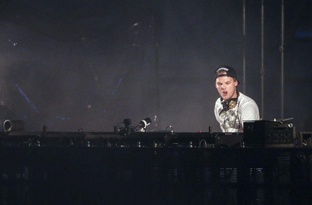 Der Weltstar Avicii ist im Alter von nur 28 Jahren gestorben. Foto: TT News Agency