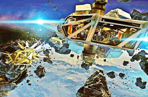 """Ein eigenes Raumschiff kaufen? Wie wäre es mit der """"Constellation""""? Foto: CIG"""
