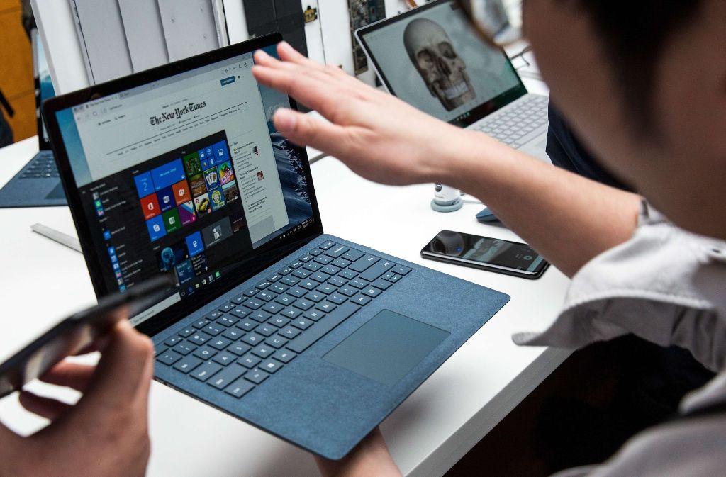 Der Computer als Tatwerkzeug: Cyberkriminalität boomt. Foto: GETTY IMAGES