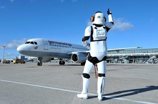 Lieber Star-Wars-Flughafen!