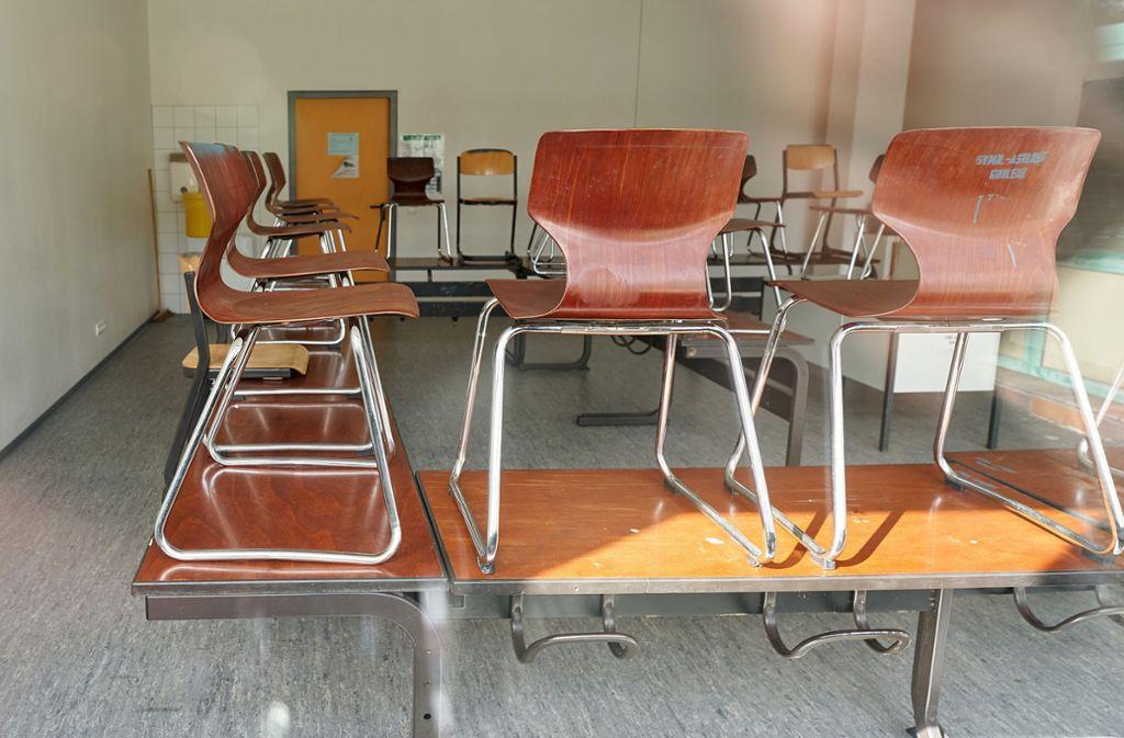 Die Schulen und Kindertagesstätten in Oberriexingen sind bereits einen Tag früher geschlossen als im Rest des Landes. (Symbolbild) Foto: dpa/Thomas Frey