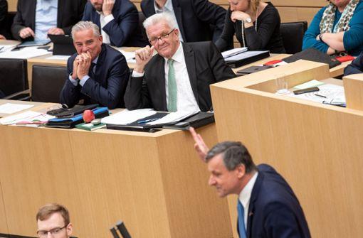 Männer dominieren Parlamente in Baden-Württemberg