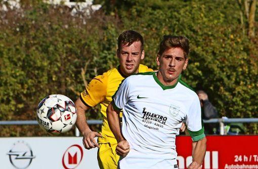SV Gebersheim verliert die Tabellenführung