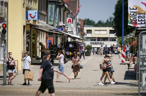 25 Prozent Rabatt im Ludwigsburger Einzelhandel