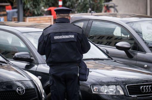 Falschparker müssen künftig Punkte in Flensburg fürchten