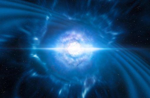 Neue Suche nach Gravitationswellen