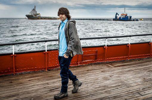 Wie ein 24-Jähriger die Meere vom Plastikmüll befreien will