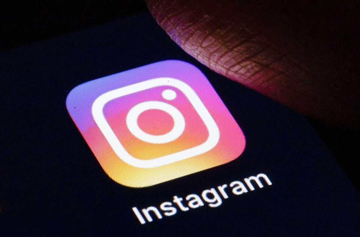 Auch der Fotodienst Instagram macht sich in Zeiten der Black-Lives-Matter-Bewegung Gedanken, wie diskriminierende Benachteiligungen ausgemerzt werden können. (Symbolbild) Foto: imago images/photothek/Thomas Trutschel
