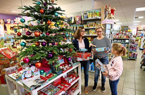 Wo Weihnachtsmann und Co. einkaufen gehen