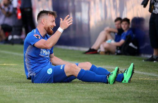 Kickers verpassen den Aufstieg in die Regionalliga
