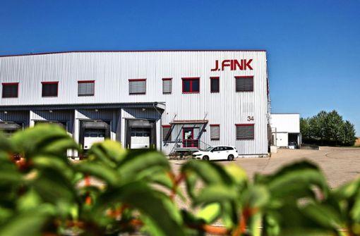 Kaum Hoffnung für die Firma J. Fink