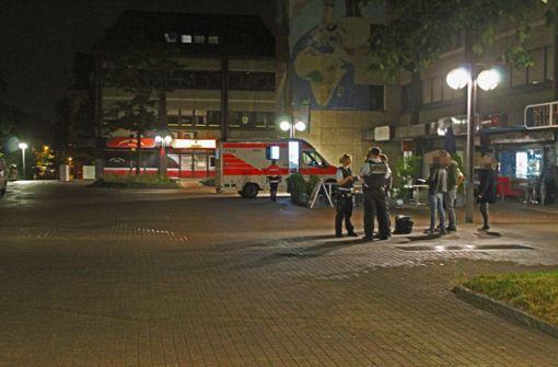 Schlägerei zwischen Trio und 42-Jährigem fordert drei Verletzte