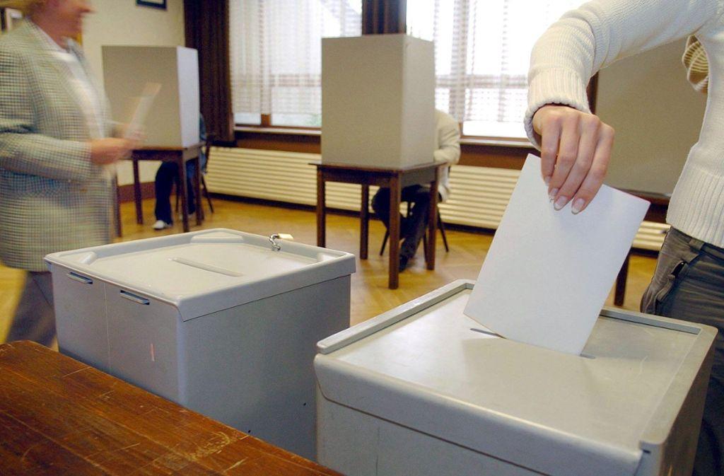 Auch EU-Bürger dürfen am 26. Mai abstimmen, bei der Europa- und der Kommunalwahl. Foto: dpa