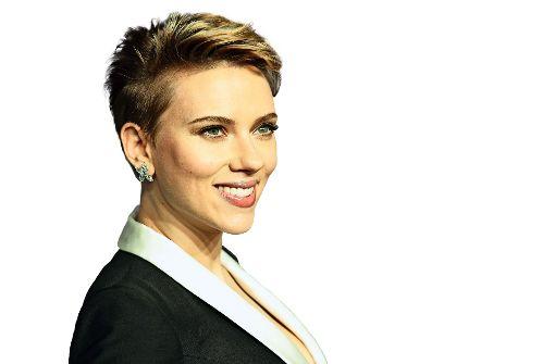 Die Frisur von Scarlett Johansson und der tiefere Sinn