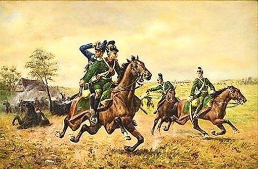 Wieder VHS-Vortrag:  Der Krieg von  1870