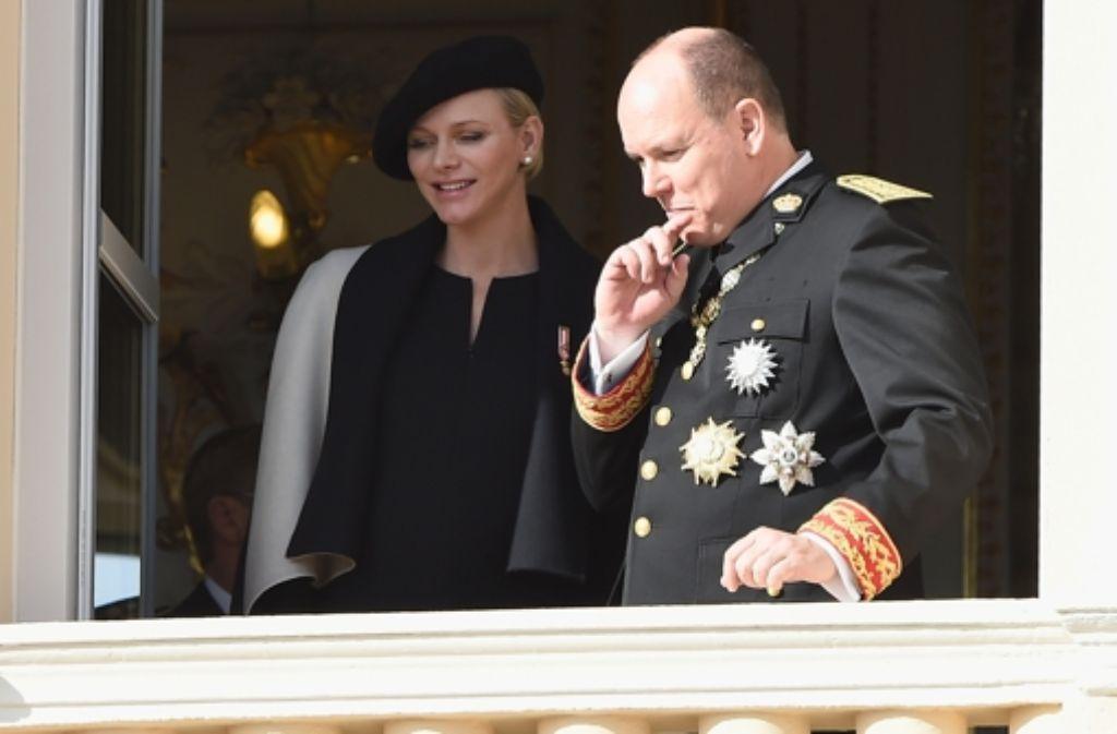 Zuletzt zeigte sich Fürstin Charlène von Monaco am Nationalfeiertag dem Volk. Ihre Schwangerschafts-Looks zeigen wir in unserer Bildergalerie! Foto: Getty Images Europe