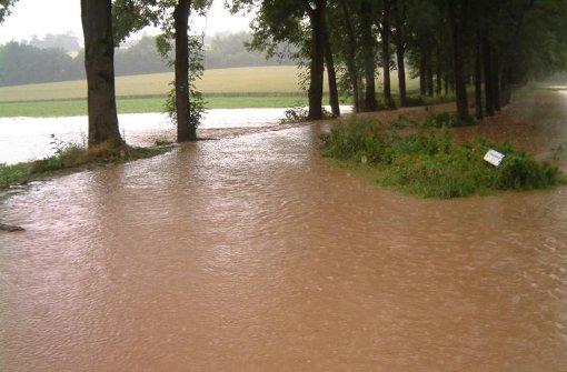 Hochwasserschutz mit Hürden