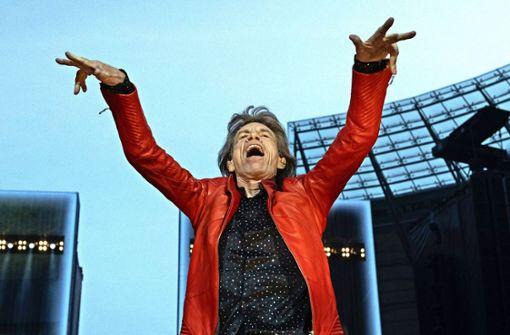 Im Netz  purzeln die Preise für die   Rolling Stones