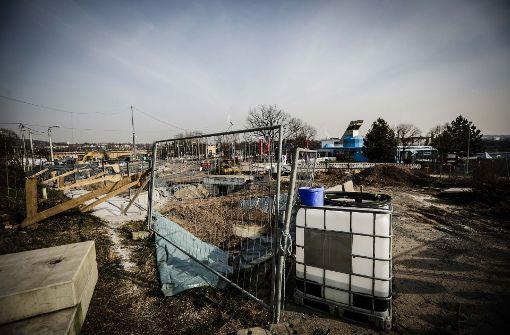 Baukonzern wirft der Stadt Behinderung vor