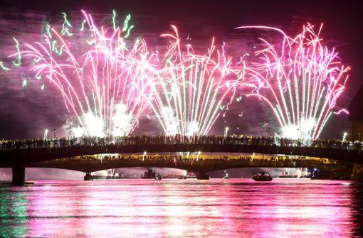 In Konstanz knallt es 2020 doch mit Feuerwerk