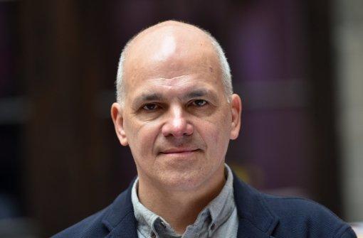 Frank Witzel erhält Deutschen Buchpreis