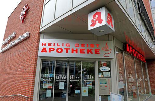 Ermittlungen gegen zwei Apotheken-Mitarbeiter