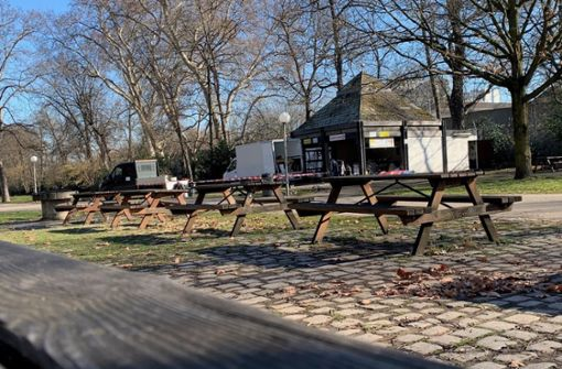Das passiert mit dem maroden Kiosk im Schlossgarten