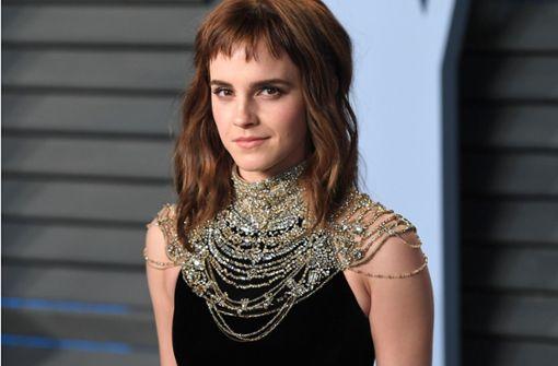Emma Watson scherzt über eigenen Tattoo-Schreibfehler