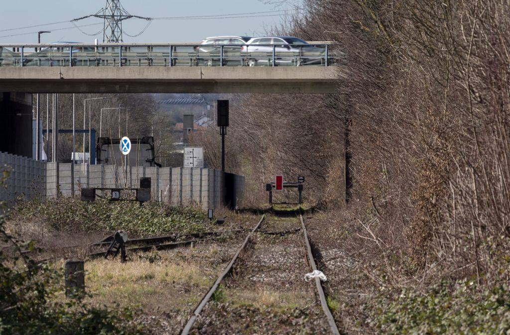 Eine alte Bahnstrecke wartet auf neue Fahrgäste. Foto: factum/Andreas Weise