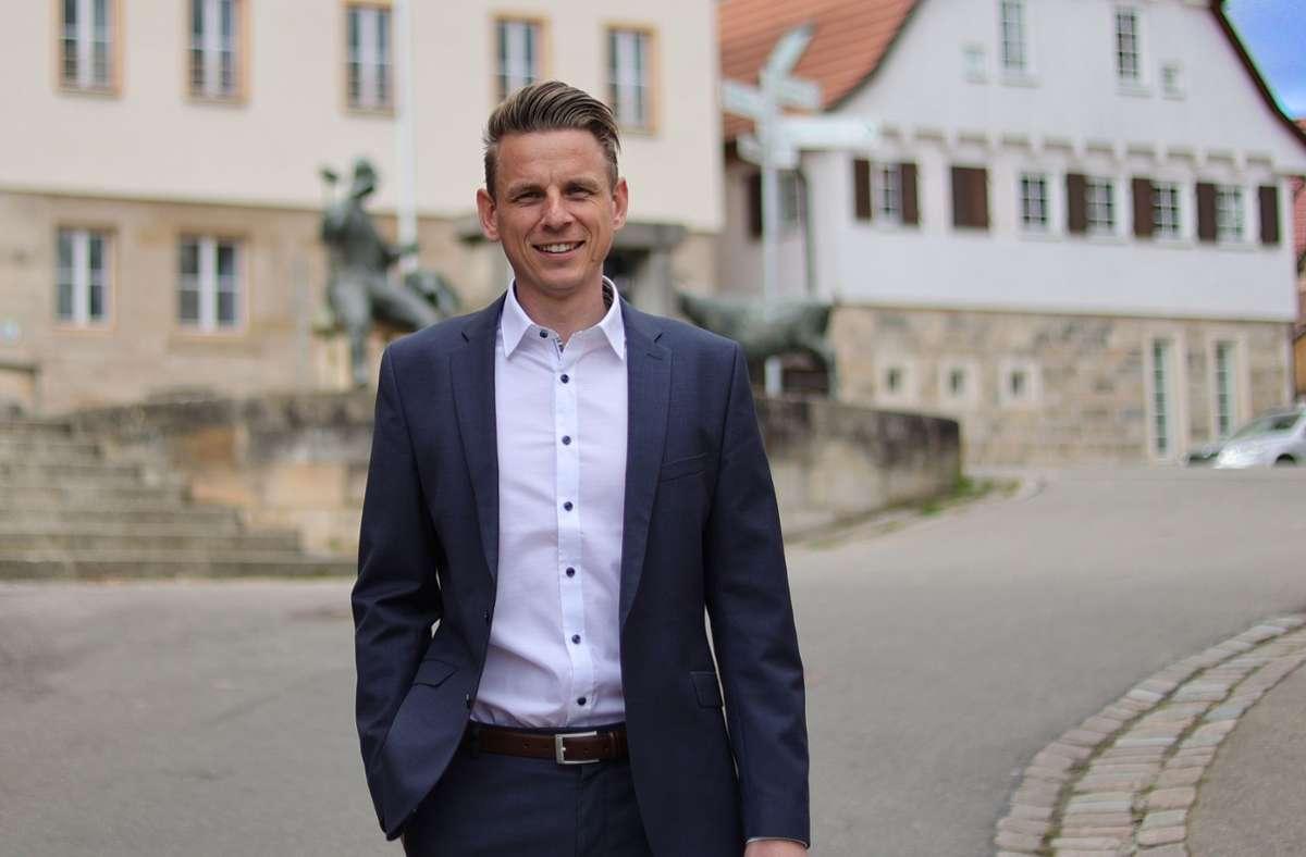 Markus Mezger tritt in Schönaich an. Foto: privat