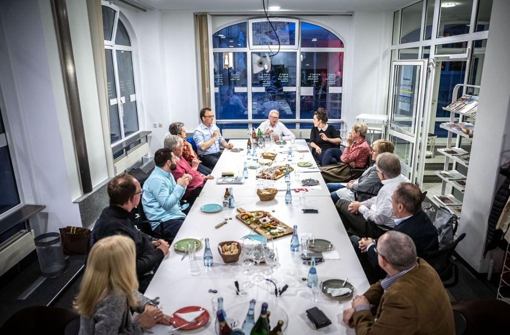 Lob und Kritik: die Leserbeiräte der StZ nehmen kein Blatt vor den Mund. Foto: Lichtgut/Julian Rettig