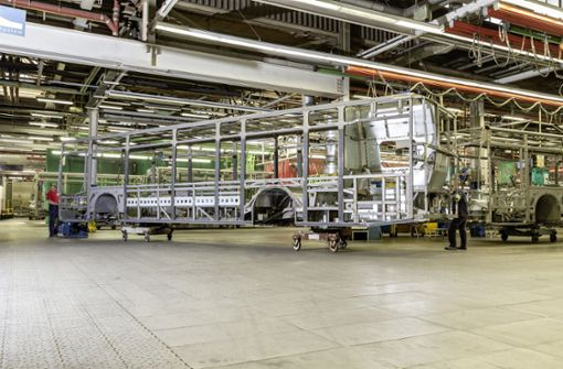 Daimler-Tochter Evobus fährt Sparkurs