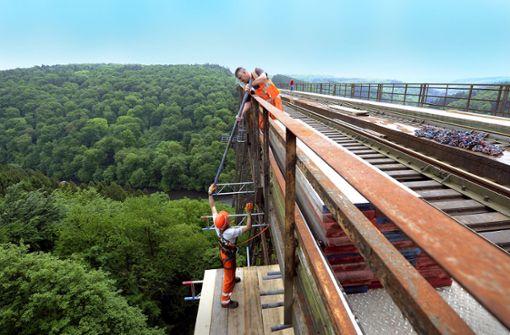 Baukosten bei Bahnbrücken explodieren