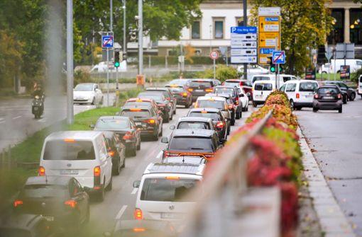 Ausnahmen vom Stuttgarter Diesel-Fahrverbot wegen Corona