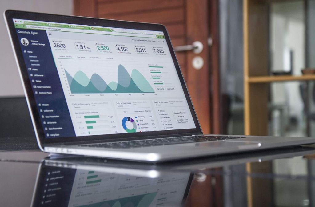 Überall Daten – das ist heute die Realität bis zum kleinsten Unternehmen. Foto: Unsplash/Carlos Muza