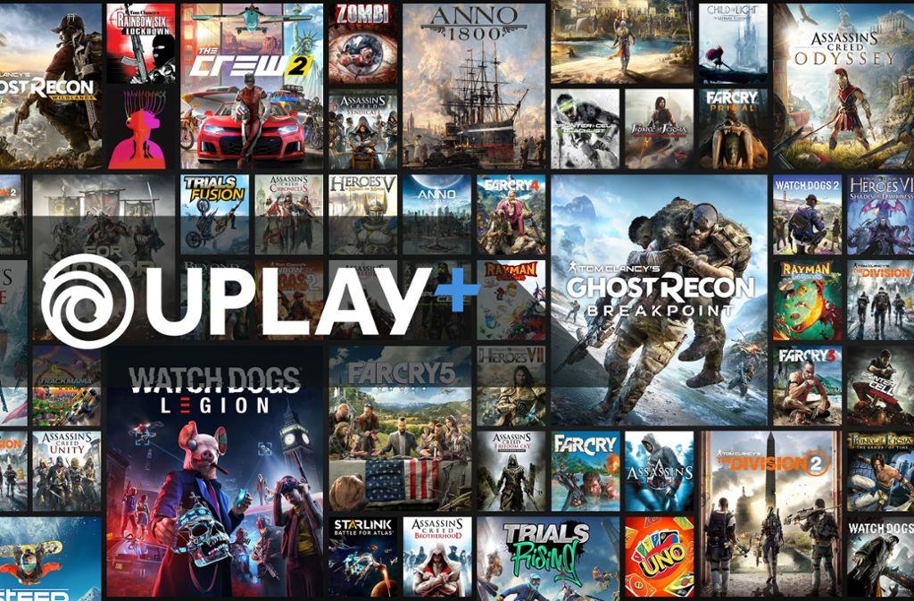 Mehr als 100 neue und alte Videospiele sollen Nutzern von Uplay+ ab September zur Verfügung stehen. Foto: Ubisoft