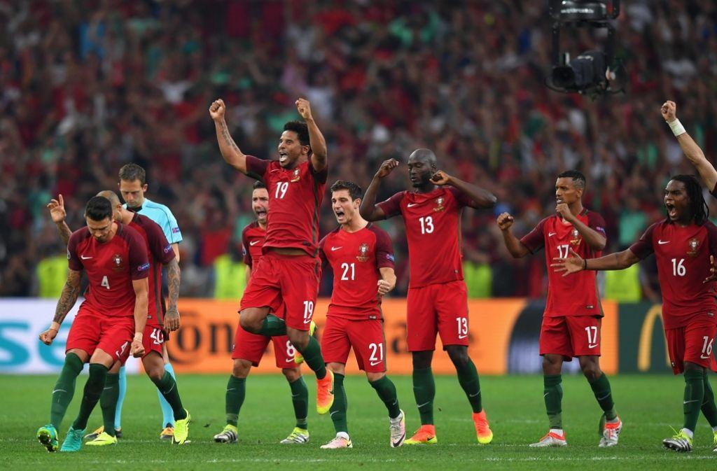 Portugal Viertelfinale