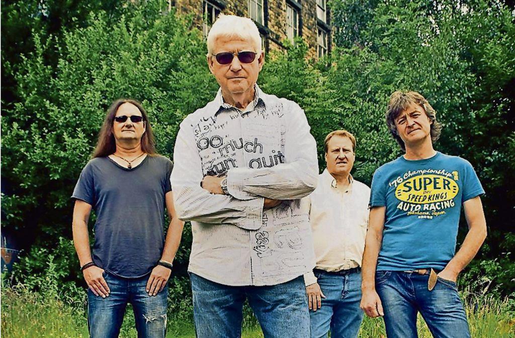 John Lees' Barclay James Harvest treten auf dem Sielminger Heimatfest auf. Foto: Veranstalter