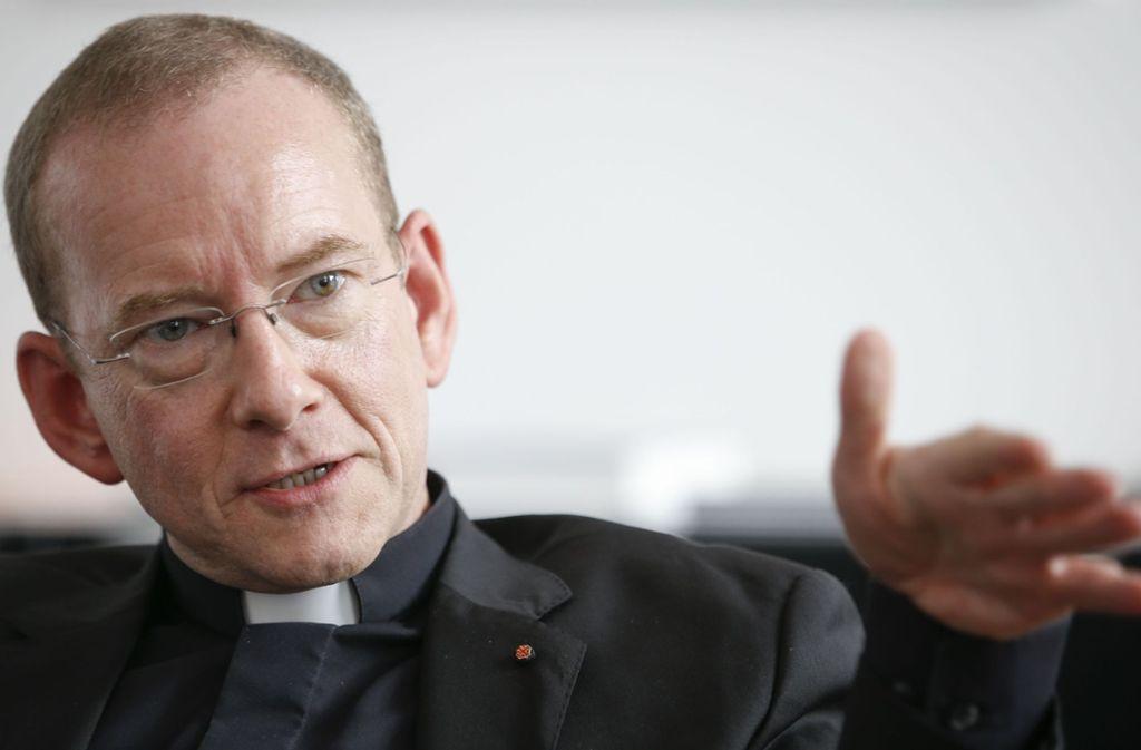 Ein Kirchenmann der klaren Worte: der katholische Stadtdekan Christian Hermes. Foto: Lichtgut/Leif Piechowski