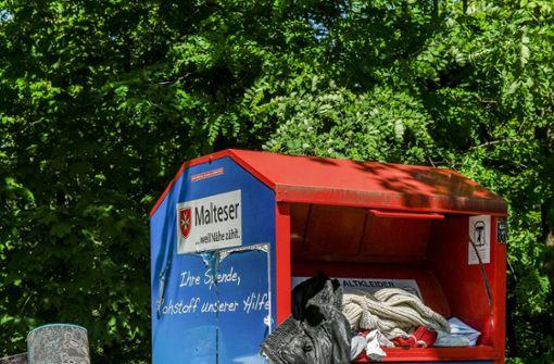 Entsorger und Recycler geraten unter Druck