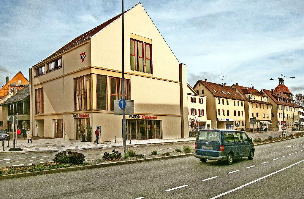 Auch auf einem Teil des Altstadtrings, unter anderem in der Kiesstraße,  soll schon bald Tempo Foto: Horst Rudel