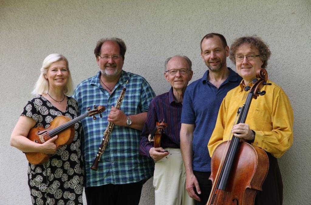 """Bei """"Klassik im Täle"""" gibt es romantische Musik auf die Ohren – von Musikern aus dem Weissacher Tal. Foto: Veranstalter"""
