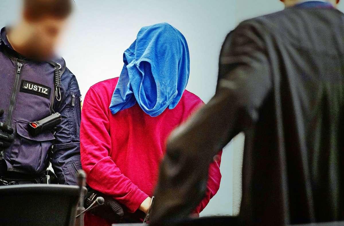 Ist der Angeklagte schuldfähig? Darüber muss das Landgericht entscheiden. Foto: dpa//Marijan Murat