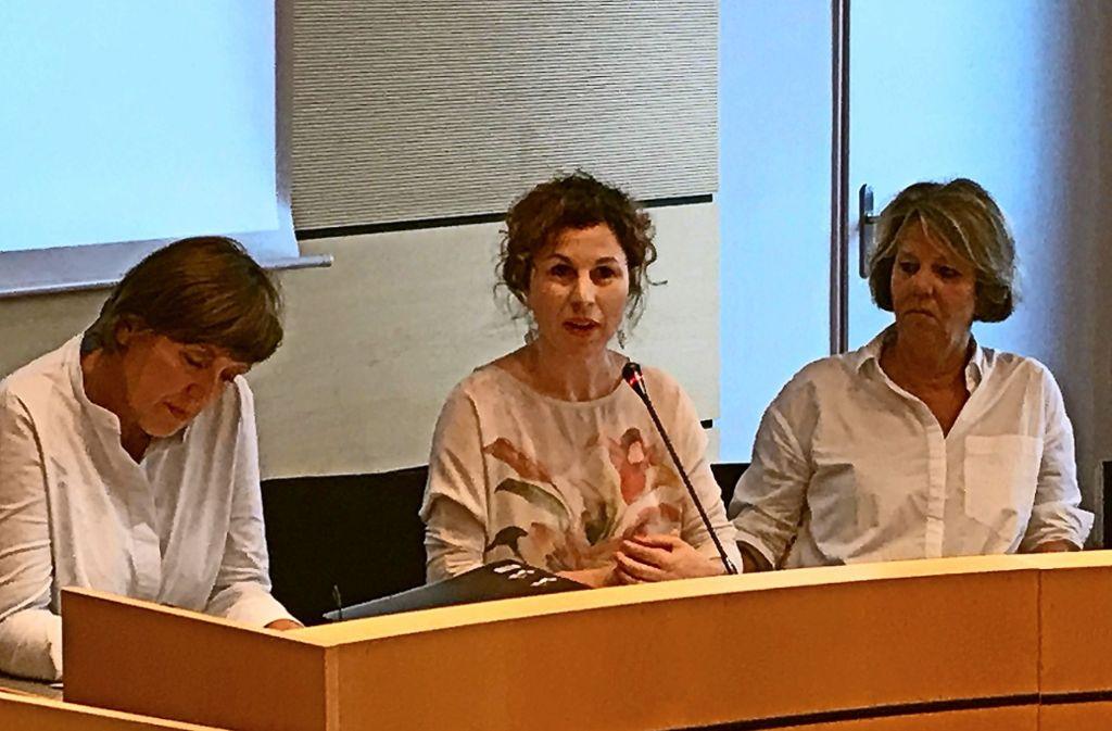 Im kleinen Sitzungssaal des Rathauses diskutiert der Bezirksbeirat Mitte über die Belange  der Quartiere in der Innenstadt. Foto:
