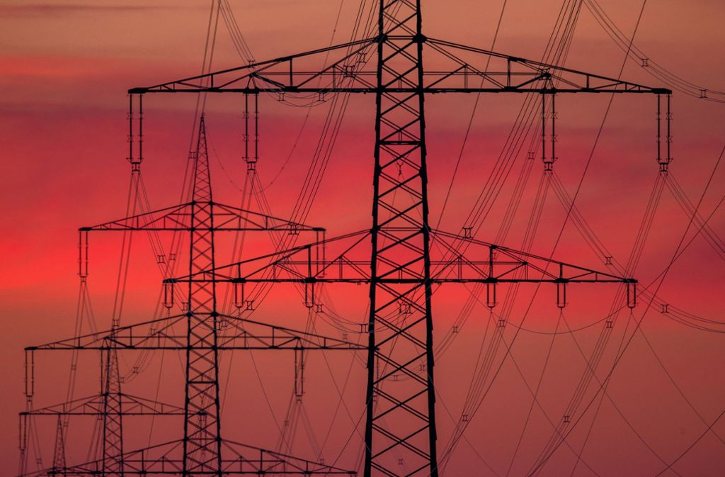 Das Unternehmen Stuttgart Netze reklamiert weitere Stromnetze und Gasleitungen in der Stadt für sich. Abgeben müsste sie das EnBW-Unternehmen Netze BW. Foto: dpa/Jens Büttner
