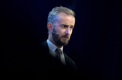 Böhmermann fordert Unterlassung von Kanzlerin