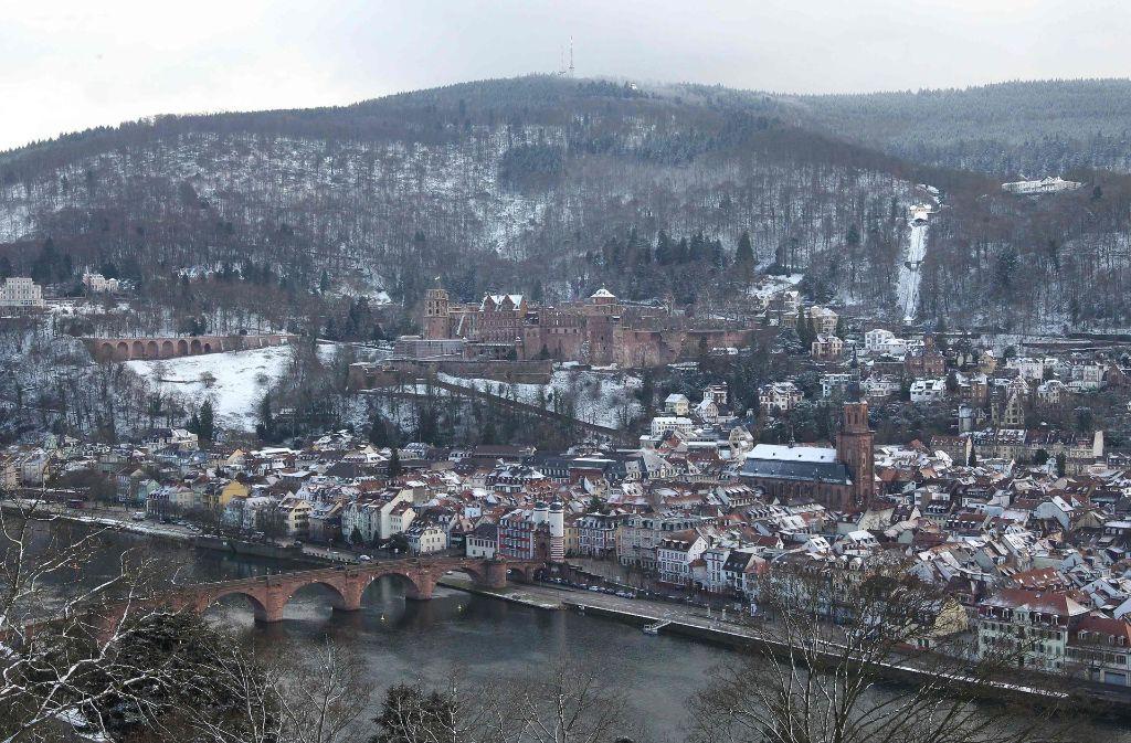 """In Heidelberg haben am Samstag beim """"Women's March"""" Menschen für gesellschaftliche Vielfalt demonstriert. Foto: AFP"""