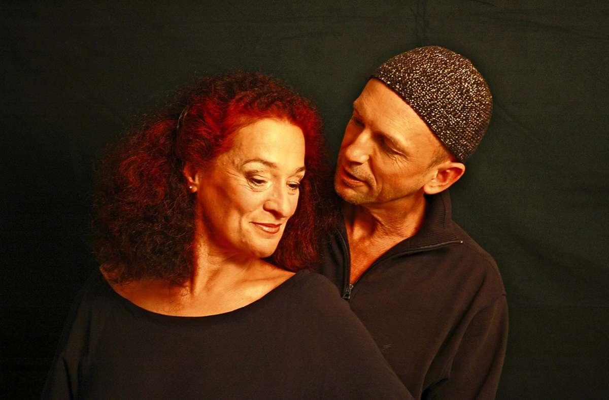 Stephanie und Christoph Haas Foto: privat