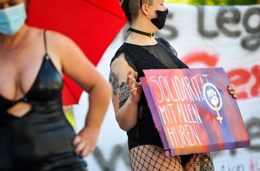 Prostituierte sehen sich als Spezialisten beim Gesundheitsschutz