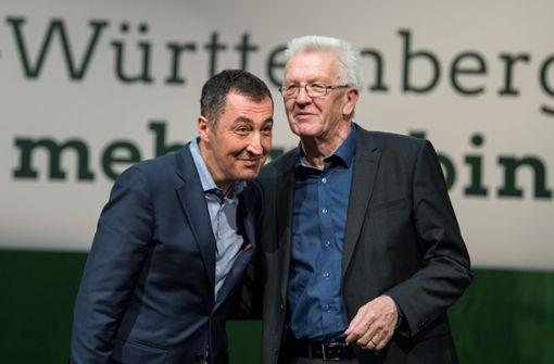 Kretschmann hält Özdemir für kanzlerfähig